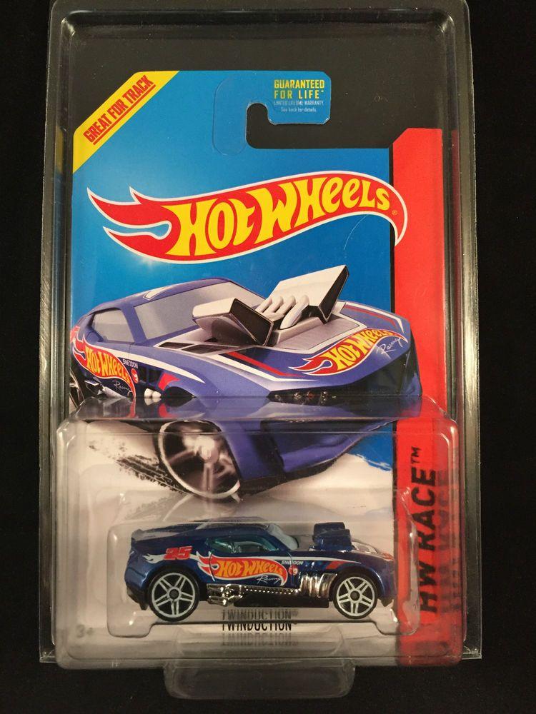 TWINDUCTION #148 HW Race Team 2014 Hot Wheels Basic T1 Treasure Hunt