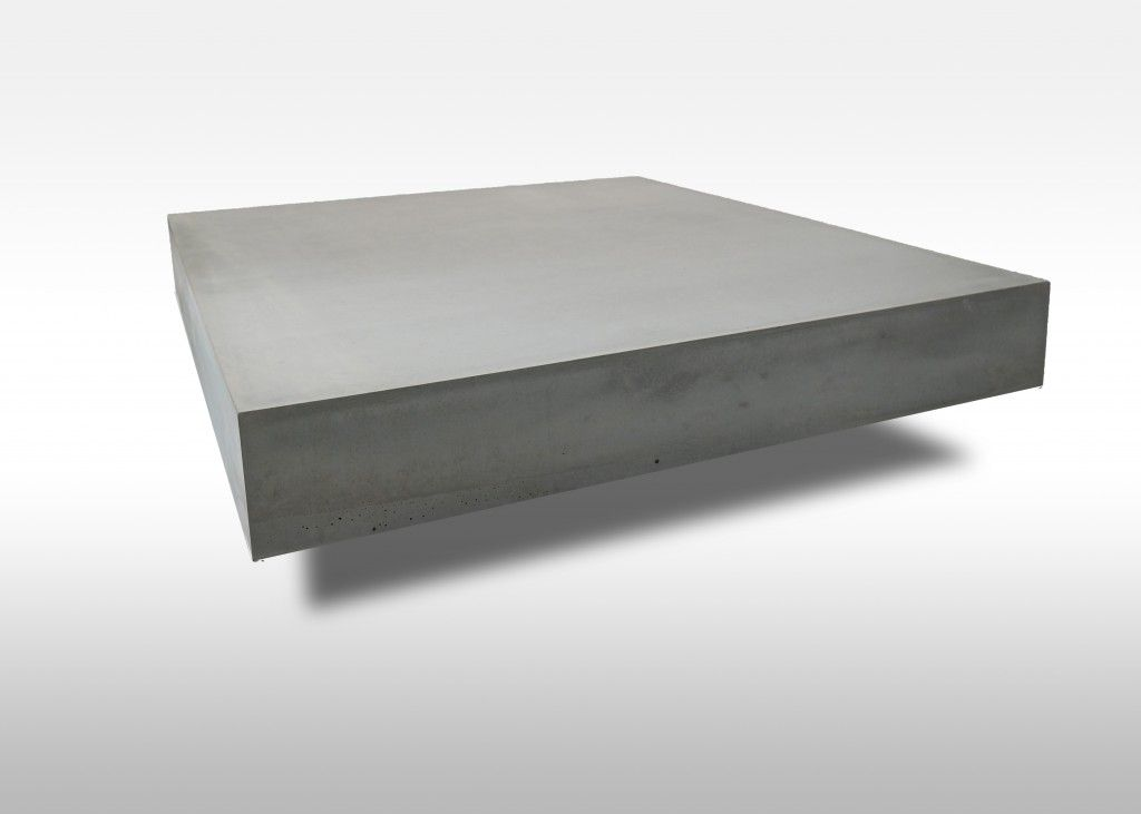 Beton Couchtisch Solidsquare By Monomentals