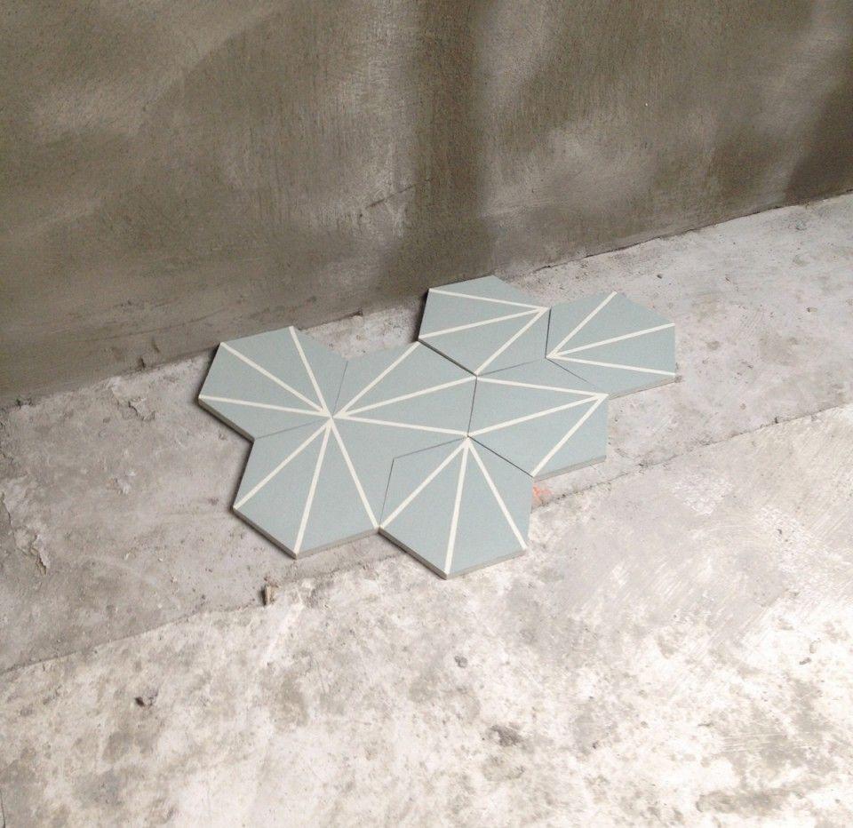 Carreaux Ciment Mosaic Del Sur Auguste Et Claire Pretty Floors