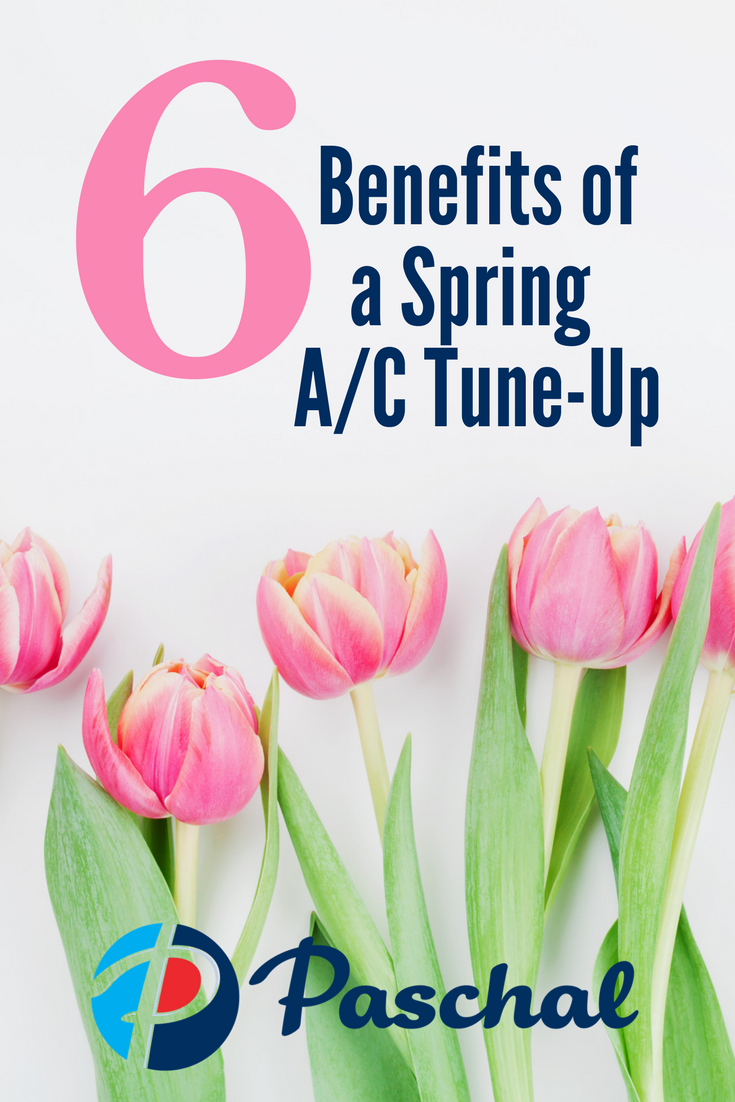 6 Benefits of a Spring A/C TuneUp Air conditioning