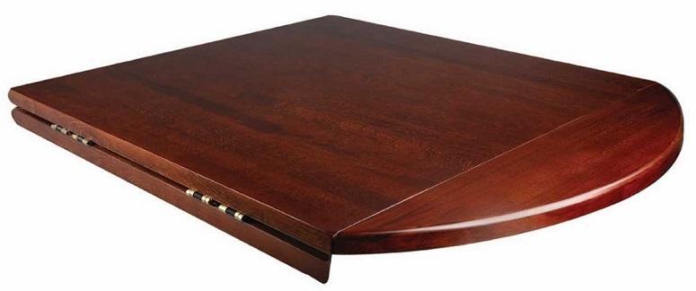 Drop Leaf Restaurant Wood Tabletops With Images Drop Leaf