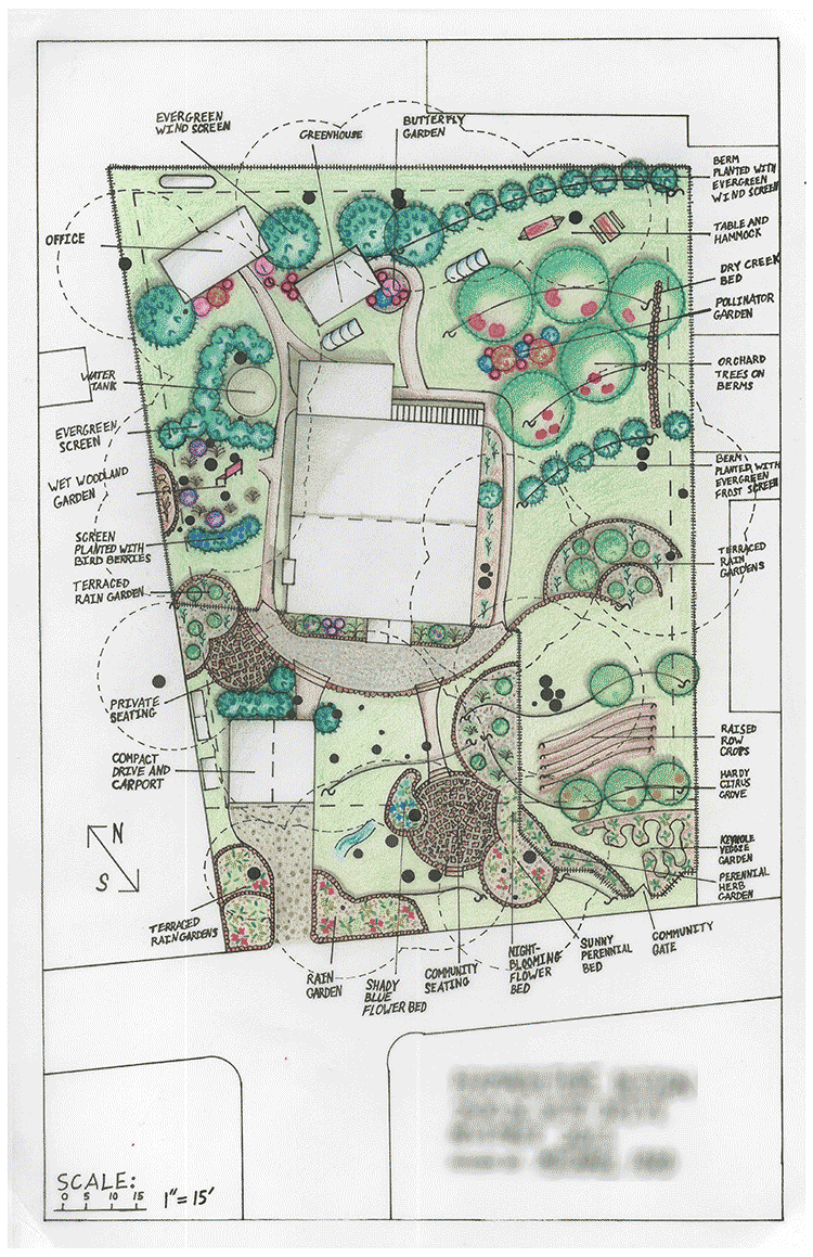 Example Permaculture Design Plan Permaculture Farm Layout Farm Design