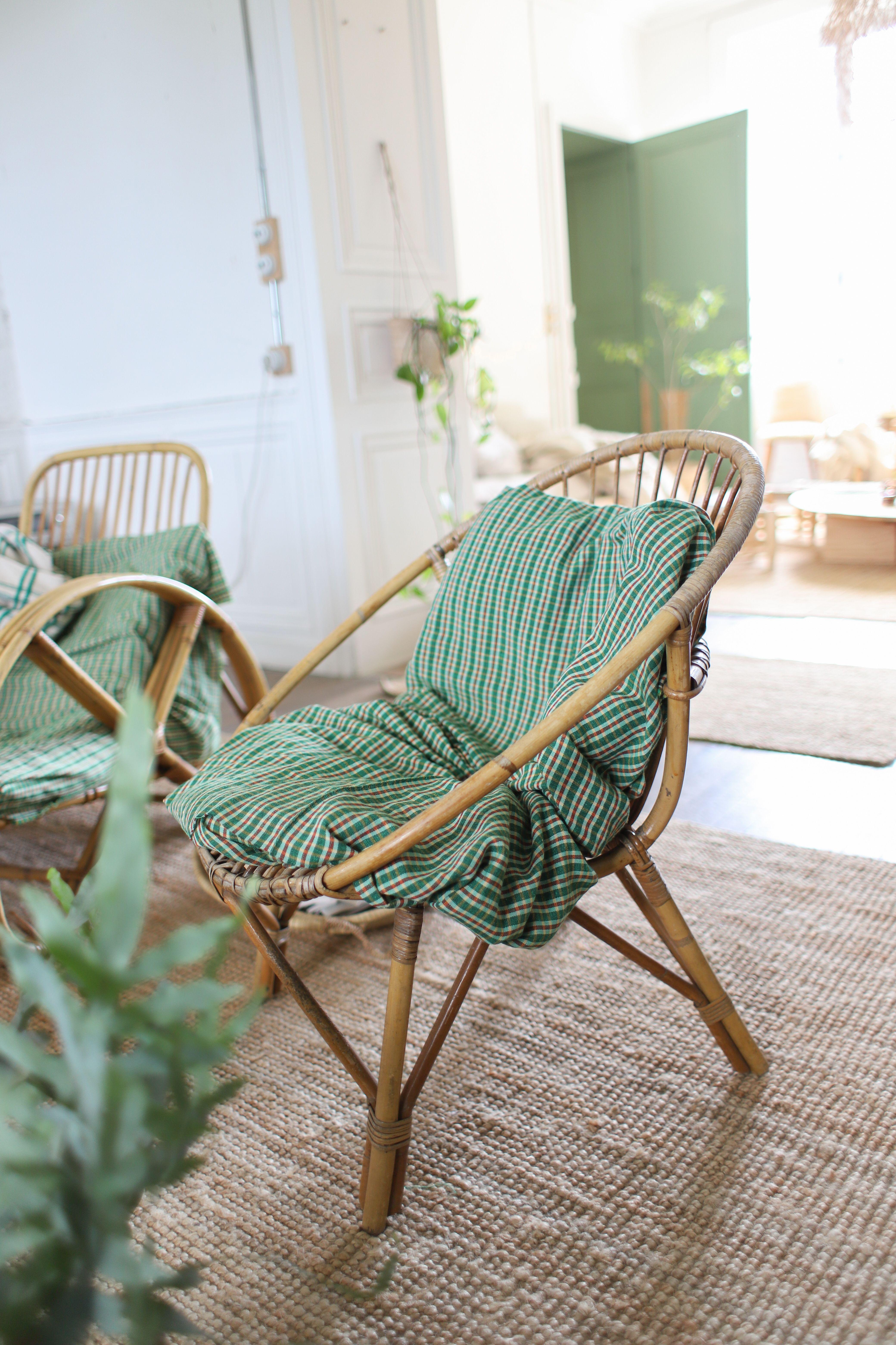 Fauteuil En Rotin Vintage En 2020 Fauteuil Rotin Renover Fauteuil Rotin Deco Appartement
