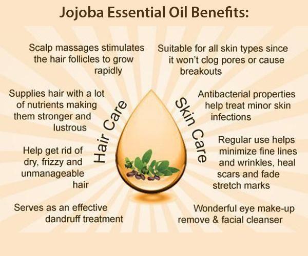 Jojoba Oil: A Blessing of Nature for Getting Gorgeous Skin! #jojobaoil