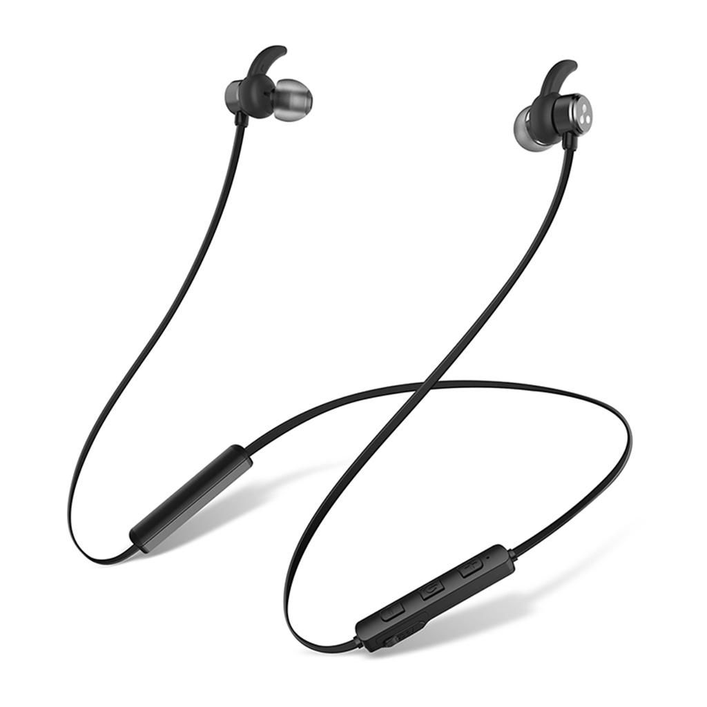 Zapals Zapals Syllable D3x Magnetic Bluetooth In Ear Headphones Sports Earphones With Mic Adore Bluetooth Headset Waterproof Bluetooth Wireless Earphones