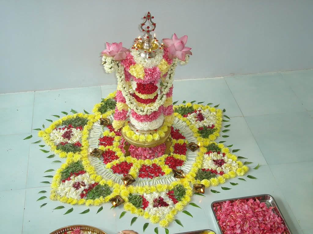 Happy Diwali Flowers Flower decorations, Beautiful