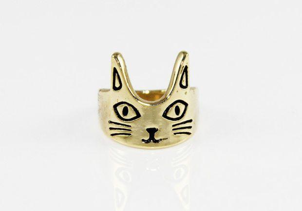 Kitty Ring | Frankie Phoenix
