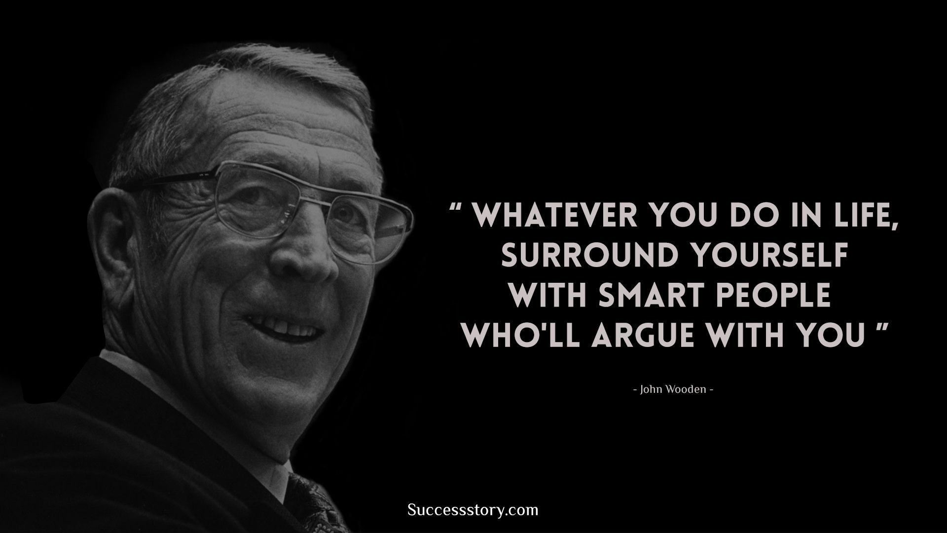 John Wooden Quotes Famous Quotes John wooden quotes