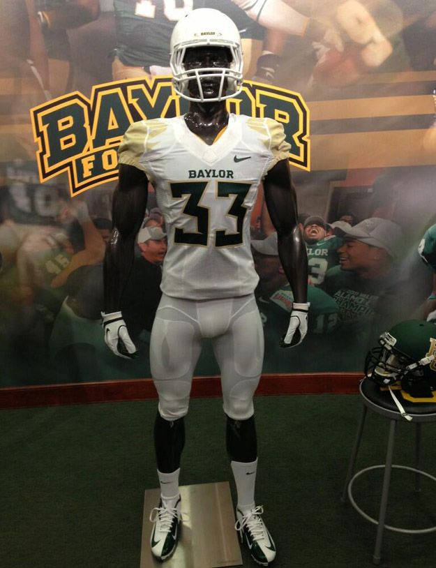 New Baylor Football Uniforms Nikeblog Com