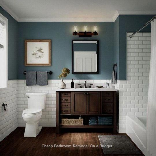 The beneficial information is right here Restroom Remodel Ideas #restroomremodel