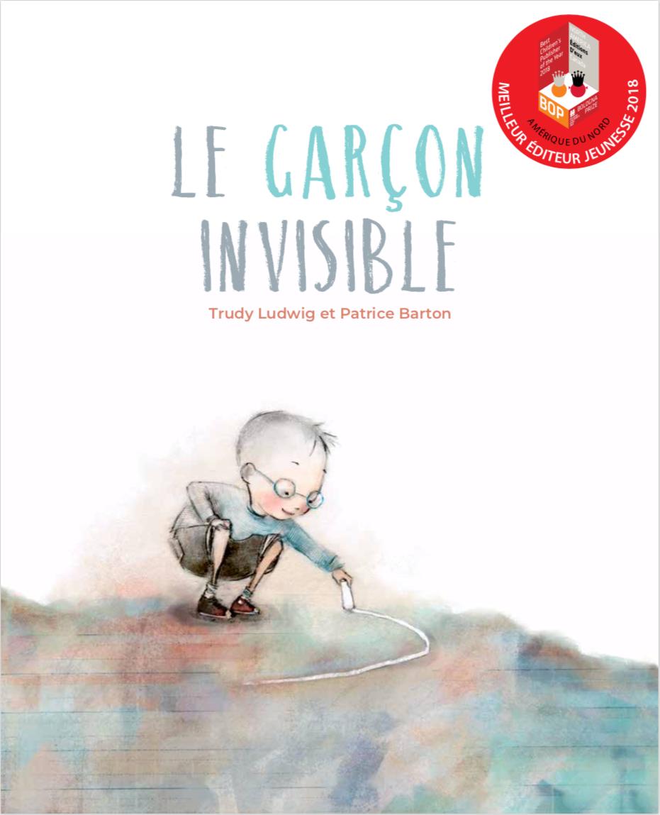 Voici Arthur L Enfant Invisible Personne Ne Le Remarque Personne Ne Le Choisit Dans Son Equipe Personne Ne Partage Ses Projet De Classe Garcon Livre Enfant