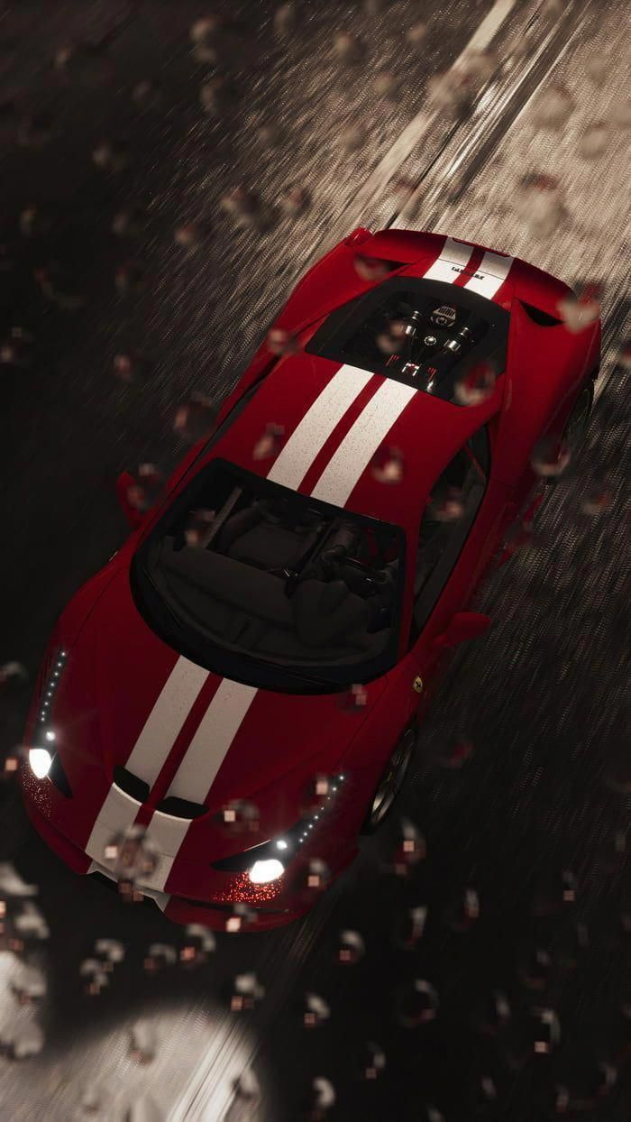 Fastest Car in the World - There are Ferrari automobiles, Lamborghini, Hennessey Venom, Koenigsegg