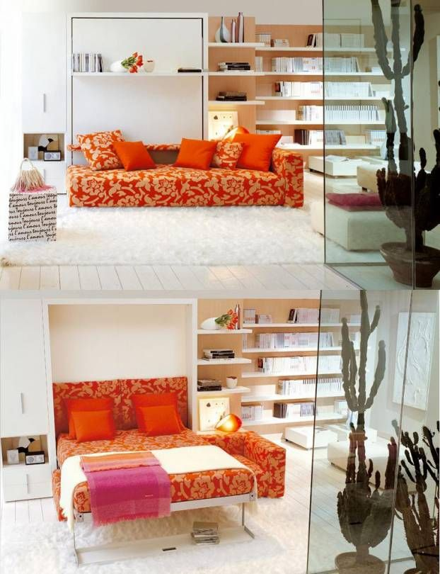 Smart Space Saving And Multipurpose Furniture From Clei Space - Multipurpose bedroom furniture