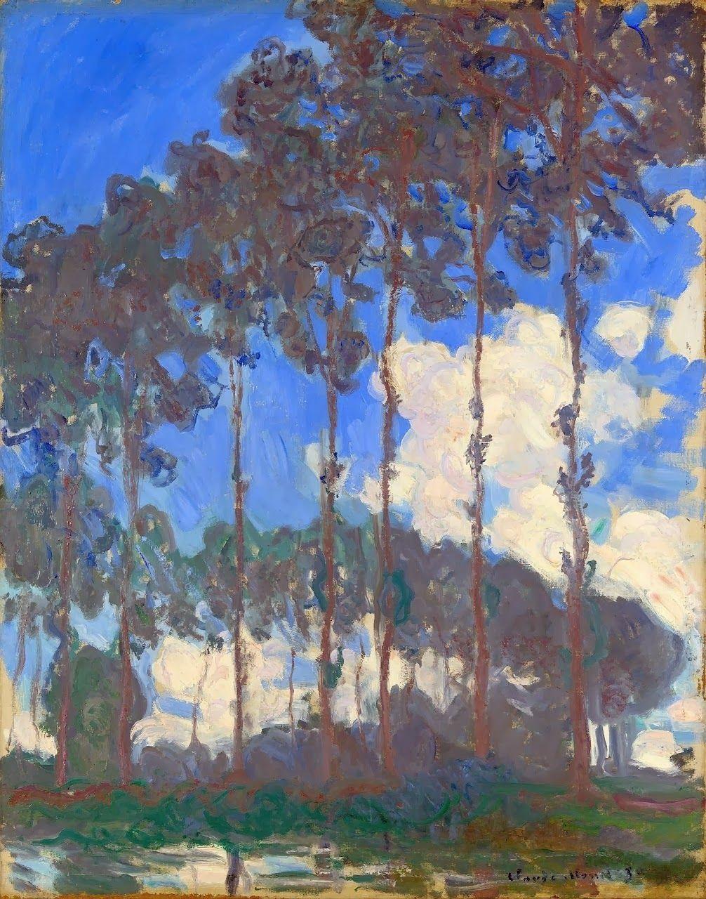 Épinglé par Loca sur art | Monet, Peintre monet, Art