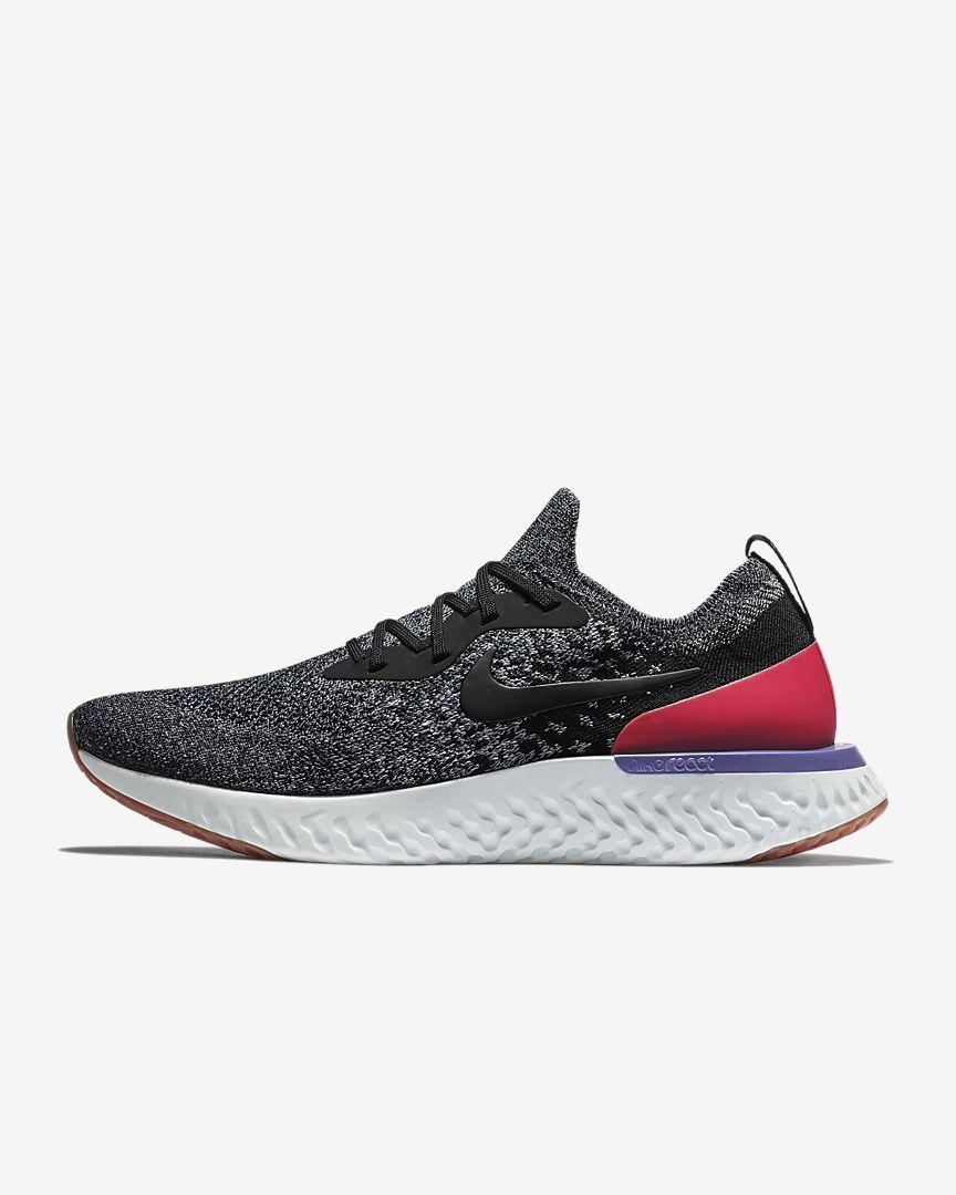 be0f35f6520b Nike Epic React Flyknit Men s Running Shoe