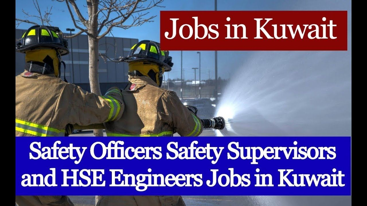 Safety Officers Safety Supervisors and HSE Engineers Jobs