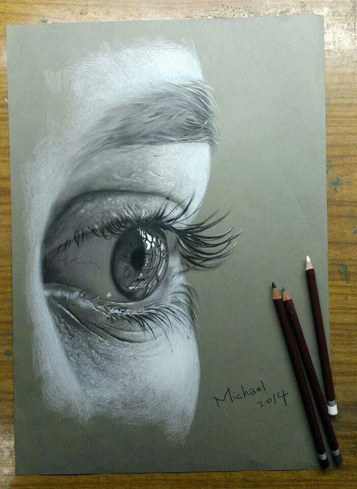Eye drawing https www facebook com growingsnotdrawings