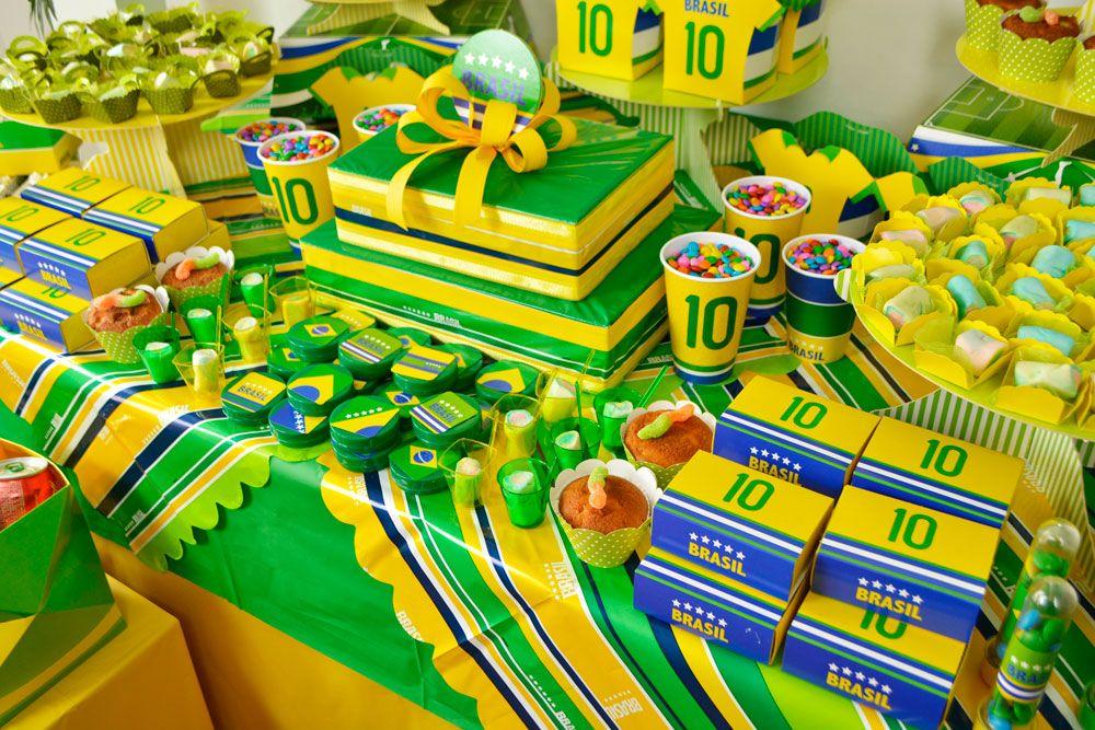 Torca Para Selecao Com Os Artigos Festa Brasil Festinha Brasil