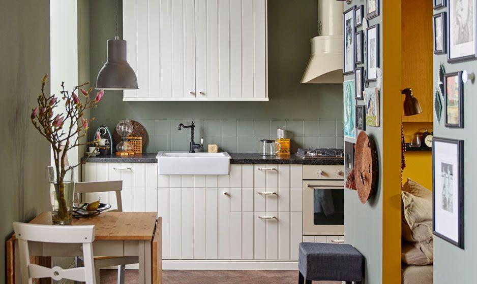Ikea Aandacht Maakt Alles Mooier Ikea Keuken Inspiratie Kleine Keuken Ontwerpen Gerenoveerde Keuken