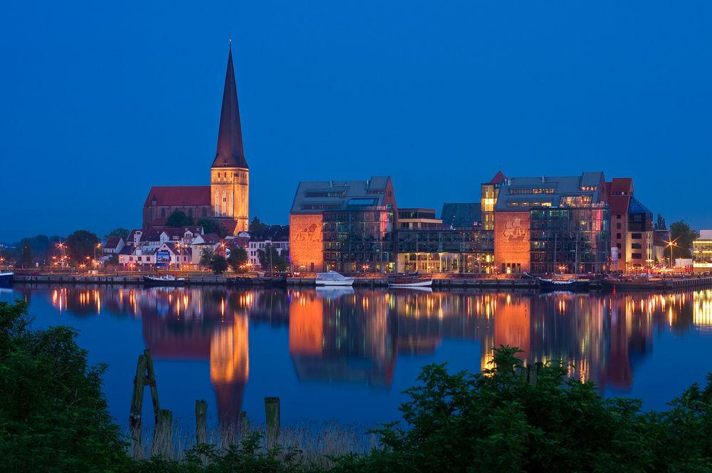 Huren aus Rostock, Hansestadt