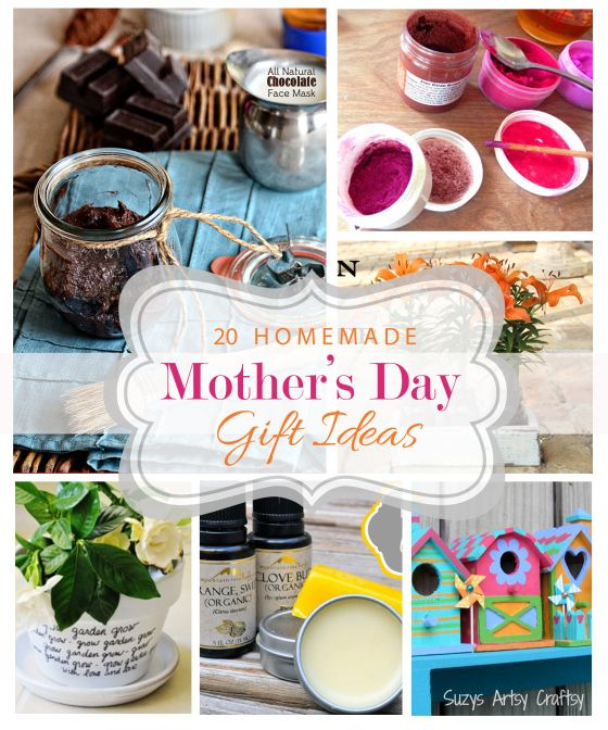 20 Homemade Mother 39 S Day Gift Ideas Www