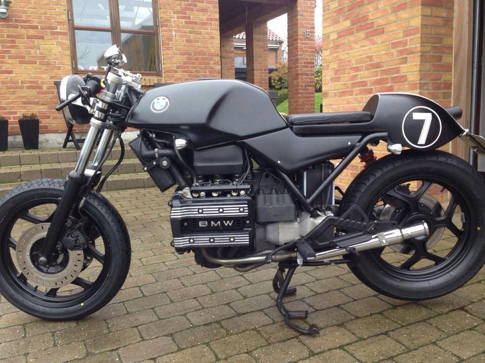BMW caferacer K-series