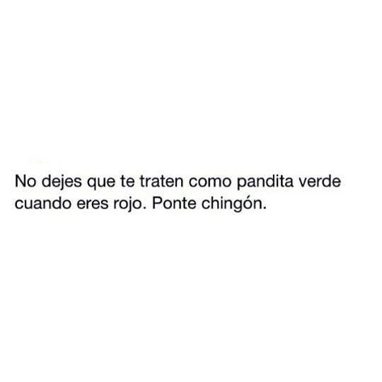 No dejes..