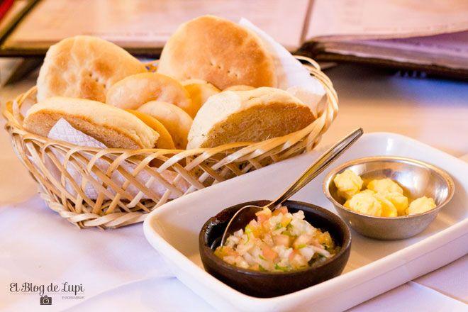 Pan Amasado Mantequilla Pebre 3 Pan Amasado Y Mantequilla