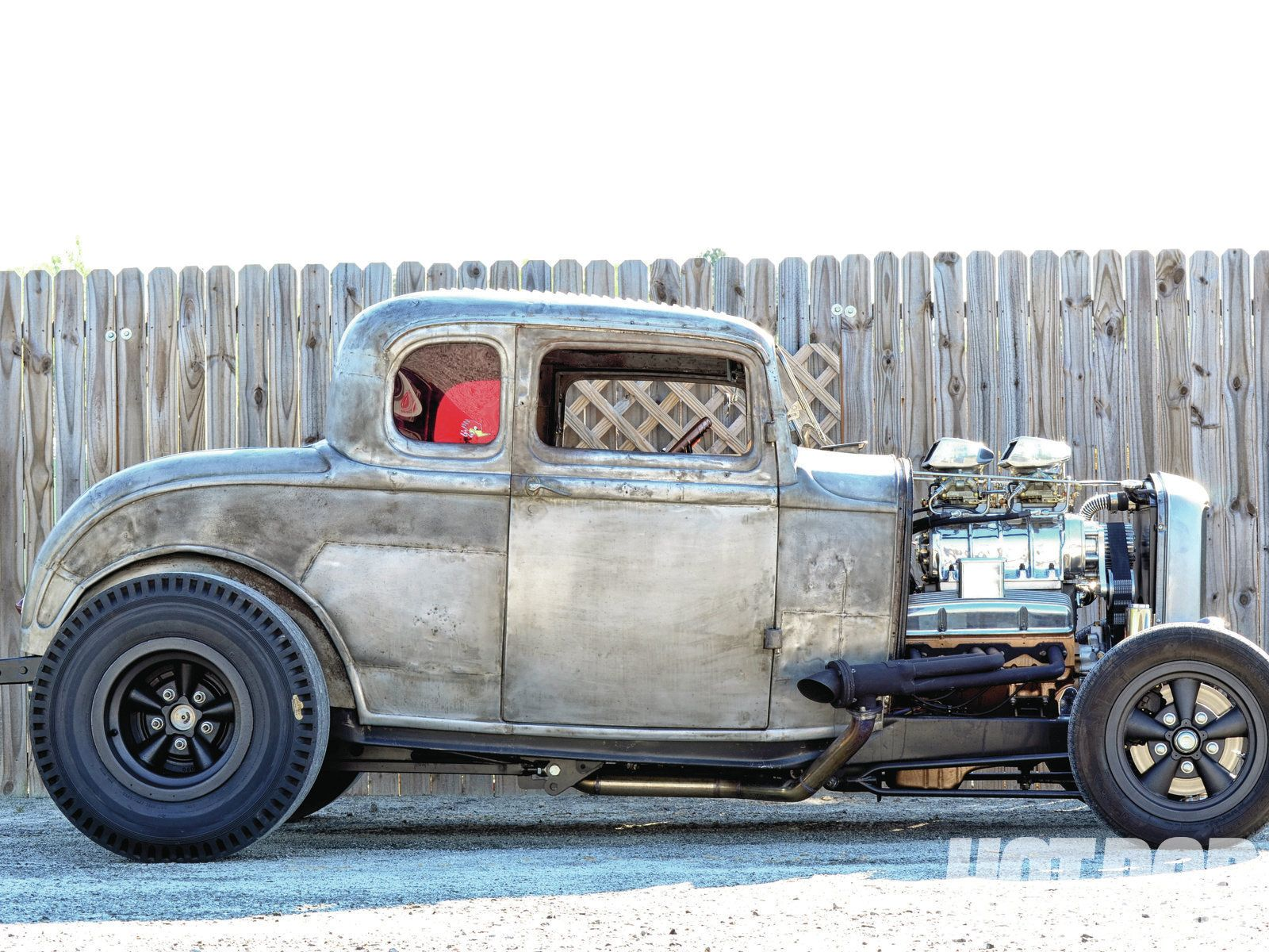 Photo Gallery Pictures for Can O\' Worms - 1932 Ford Deuce Coupe ...