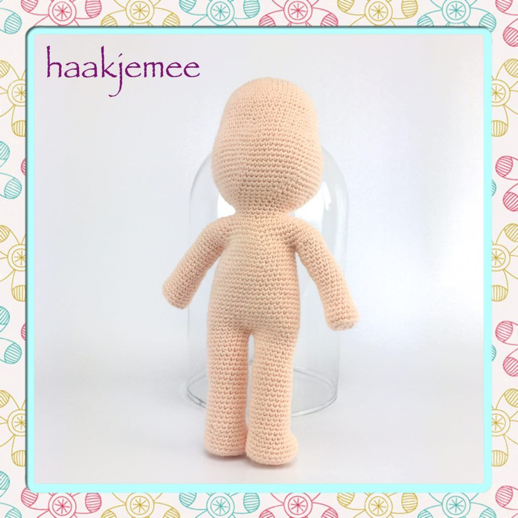 Haakpatroon Basis Pop Haak Je Mee Amigurumi 2018 Pinterest