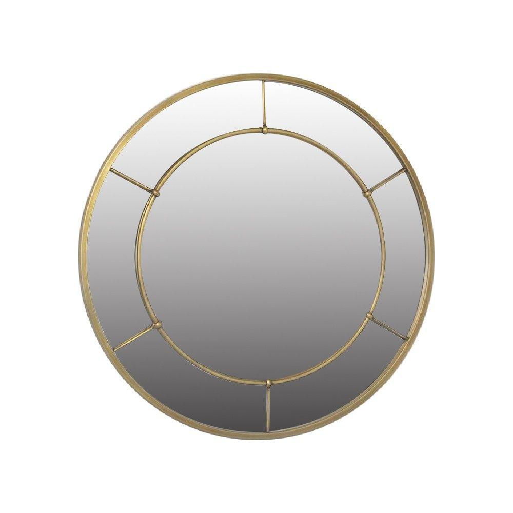28 Round Metal Industrial Powder Coat Decorative Wall Mirror Brass Threshold Gold Mirror Gallery Wall Black Wall Mirror Silver Wall Mirror