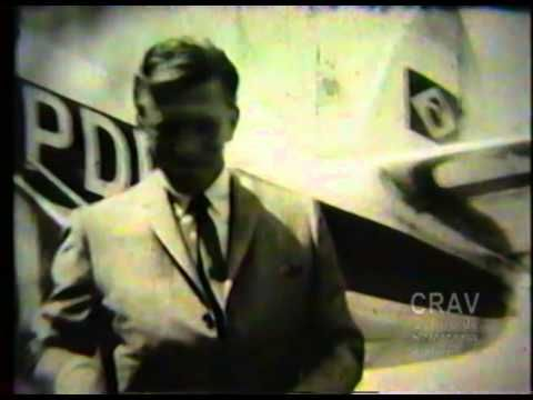 Kirk Douglas visita a capital mineira - YouTube