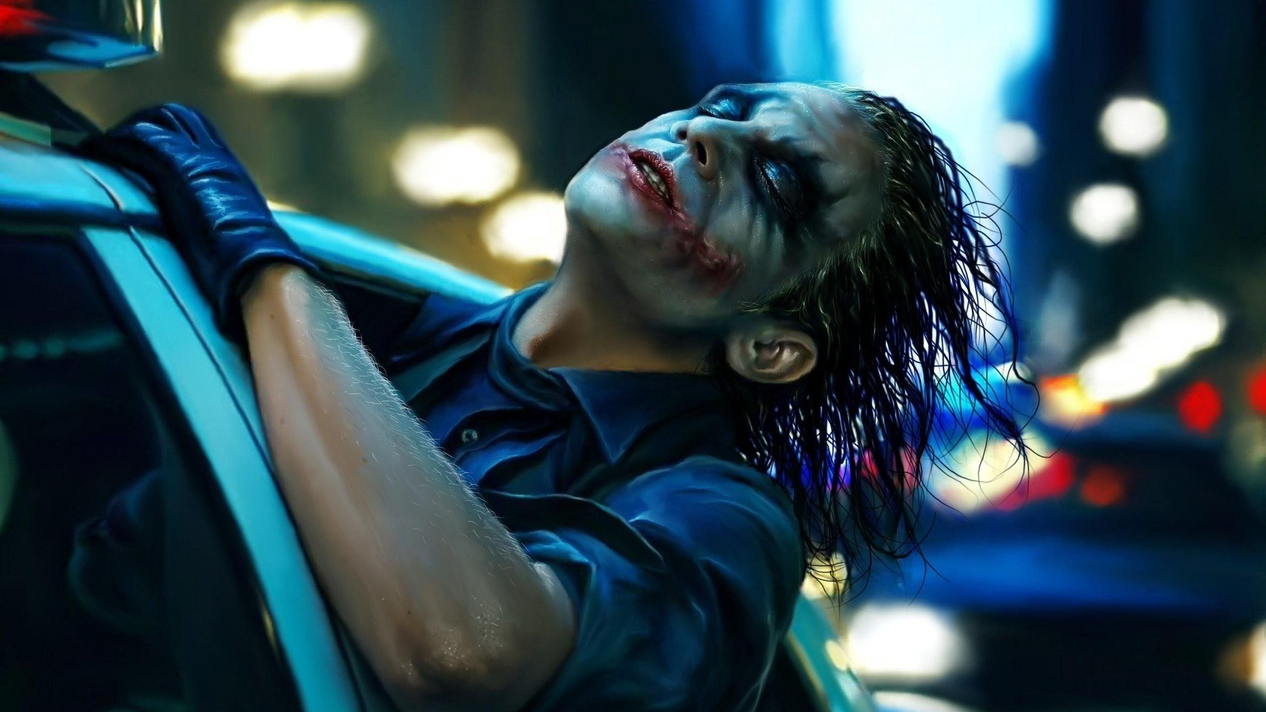 Batman Wallpapers Full HD Group 1920x1080 The Joker Dark