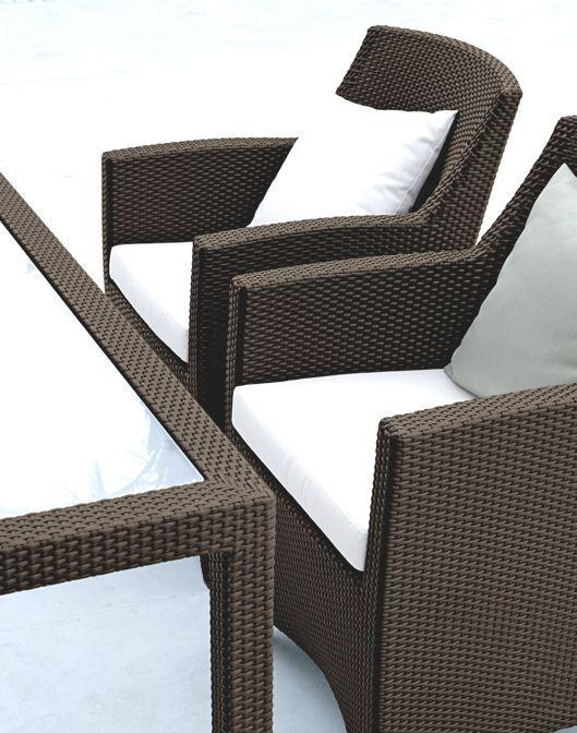 #Barcelona #Richard Frinier #dedon #outdoor #indoor  #design #decor #furniture #housetrends