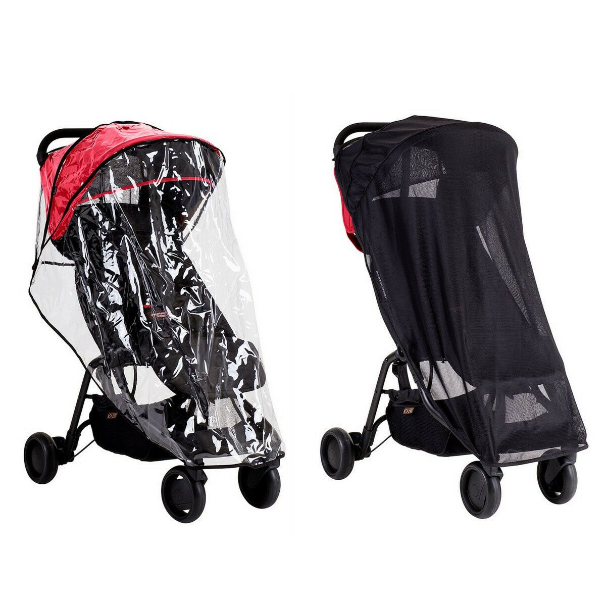 Details about Mountain Buggy Nano All Weather Cover Set