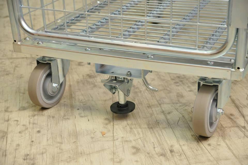 Mesh Trolley brake system braking bad Pinterest