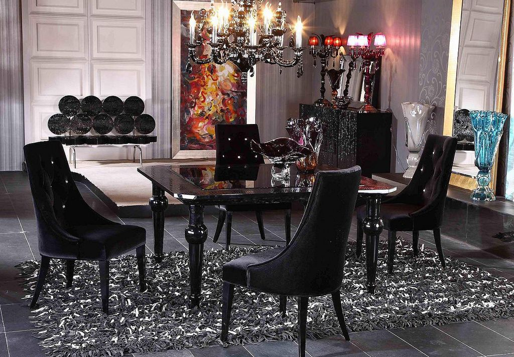 1000 images about kick ass decorating ideas on pinterest false ceiling design baroque and gold bedroom black lacquer dining room