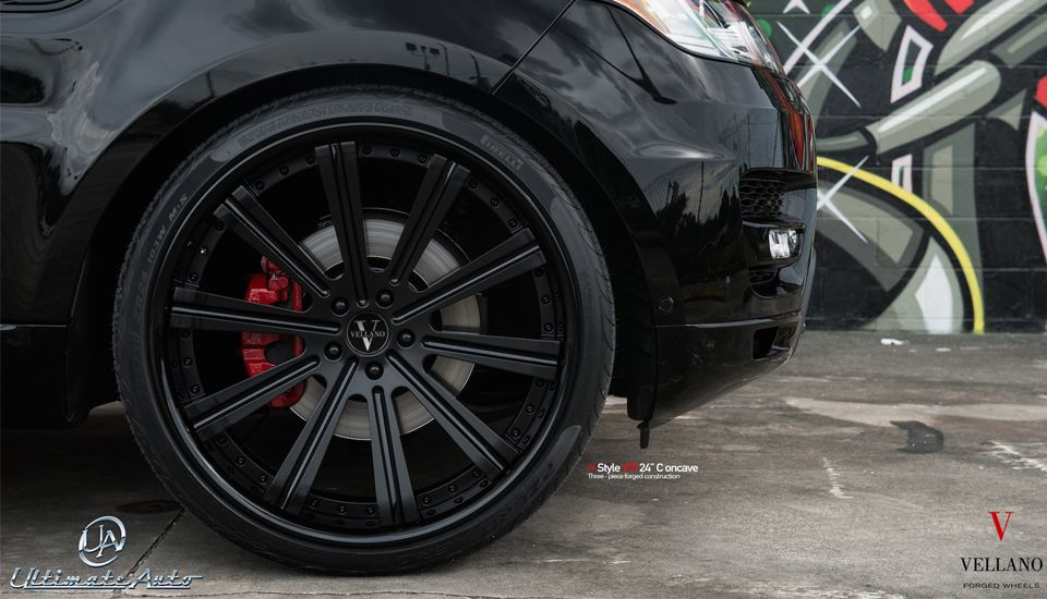 VELLANO FORGED WHEELS