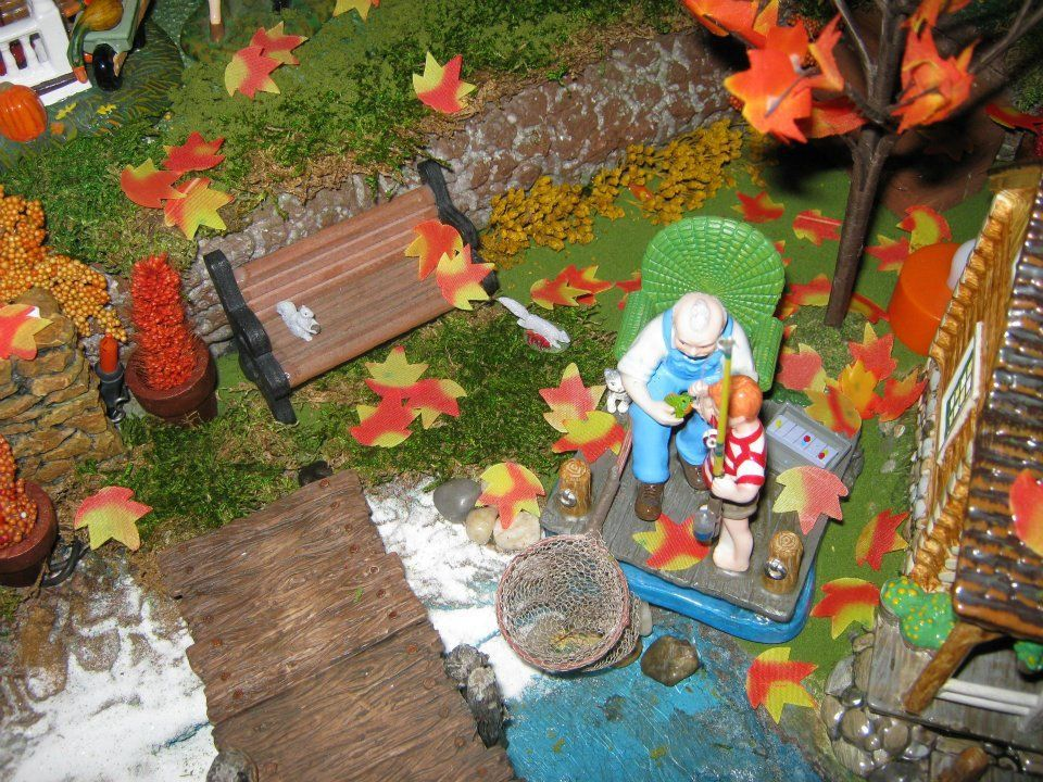 Dept. 56 Village Display / Dept. 56 Halloween Village Display / Dept. 56 Fall Village Display - 2011 Fall Village Display Scene @ 1702 MLR #halloweenvillagedisplay Dept. 56 Village Display / Dept. 56 Halloween Village Display / Dept. 56 Fall Village Display - 2011 Fall Village Display Scene @ 1702 MLR #halloweenvillagedisplay
