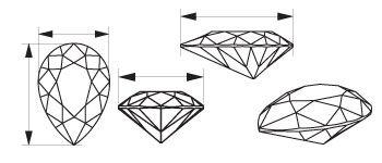 Pear Diagram | Pear Diamond Diagram Product Wiring Diagrams