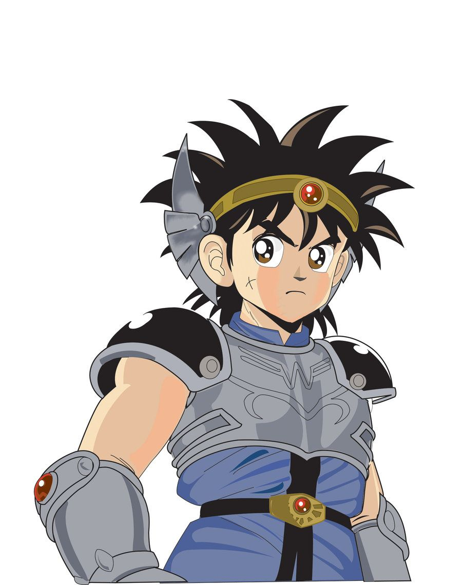 Fly Dragon Quest Dragon Quest Anime Dragon Warrior
