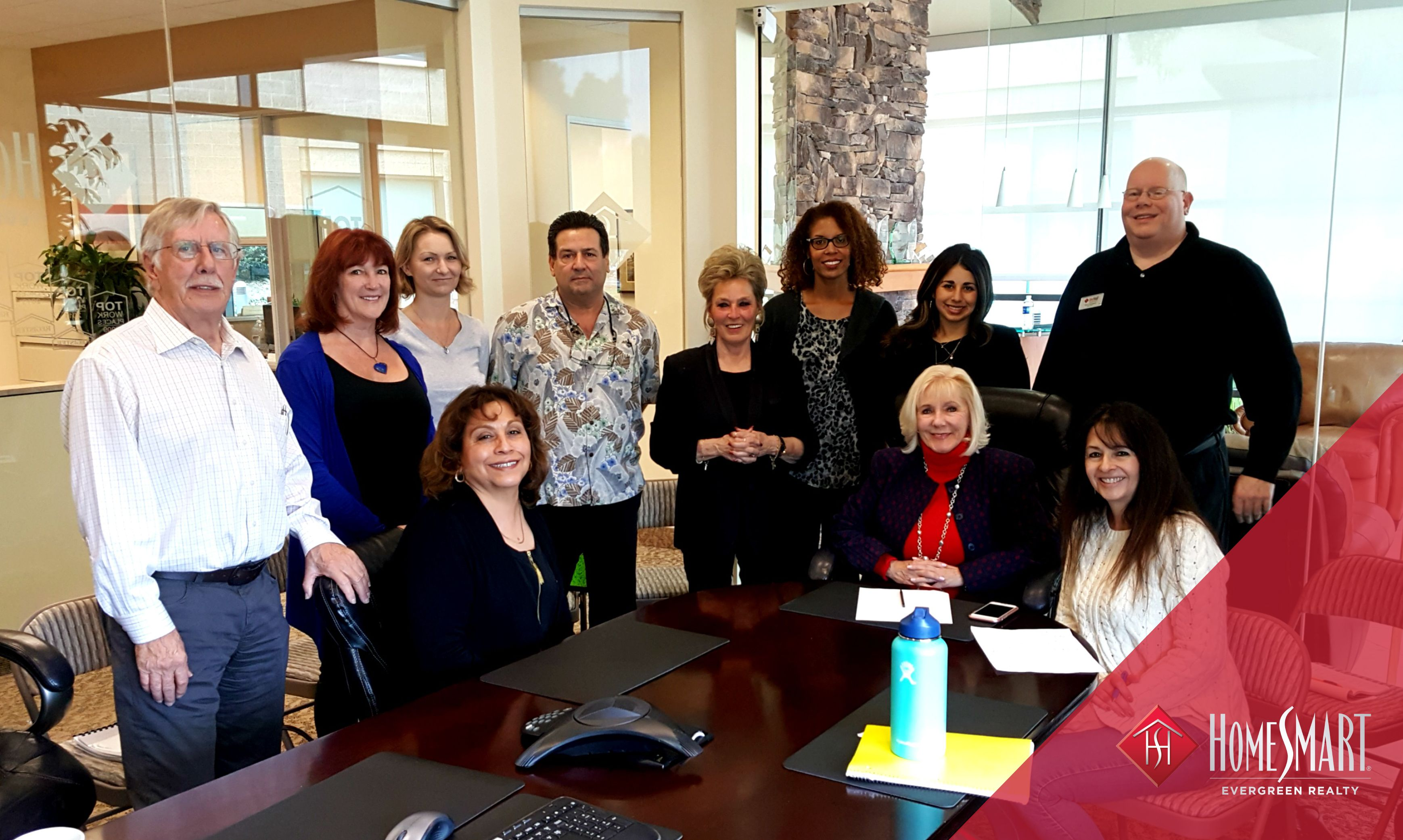 thank you carol haacker for teaching our agents how to generate more leads with real estate farming techniques tips go to joinhomesmartegrcom to learn