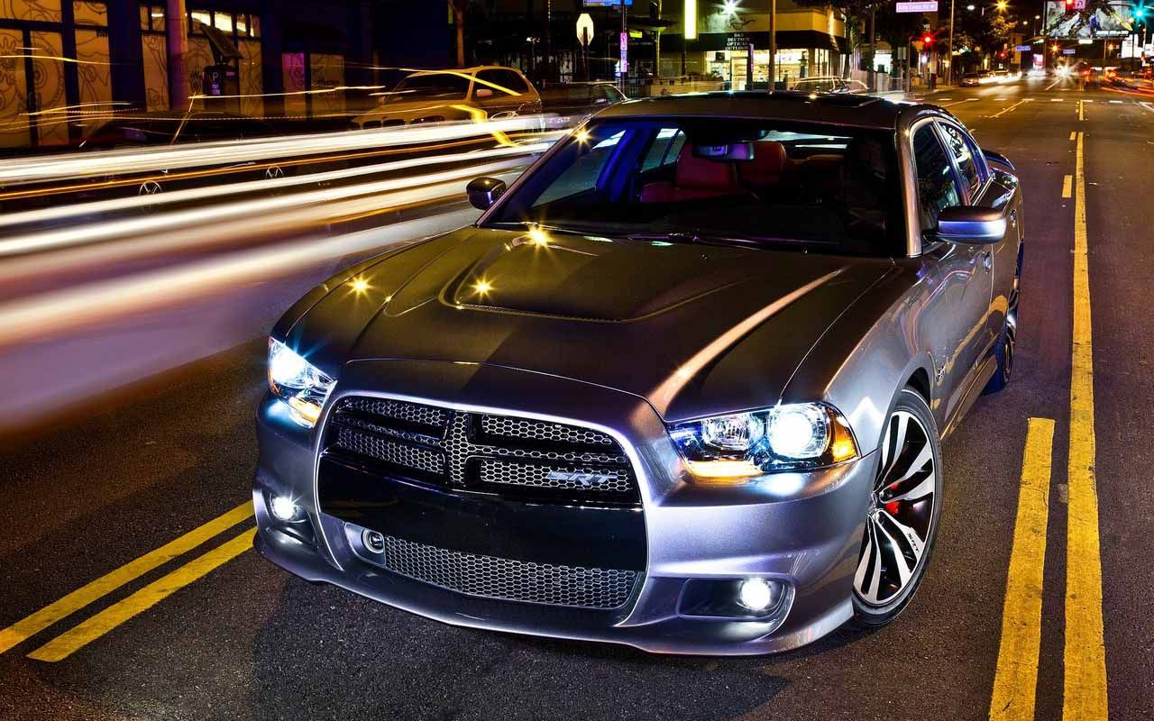2014 dodge charger srt with air dam