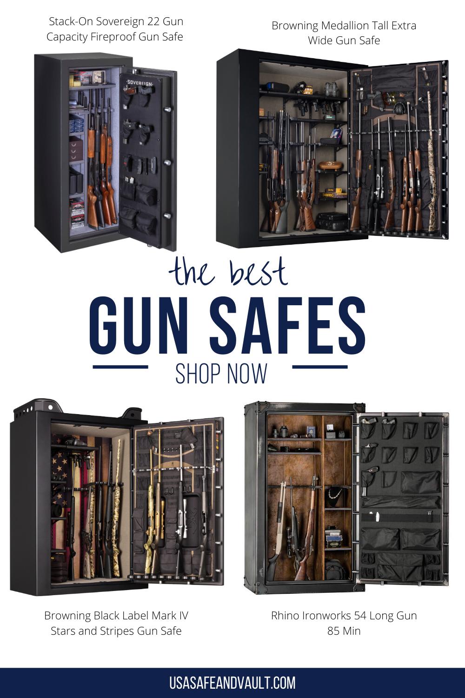 Pin on Gun Safes
