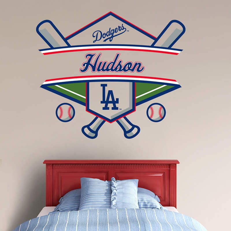 Los Angeles Dodgers Personalized Name