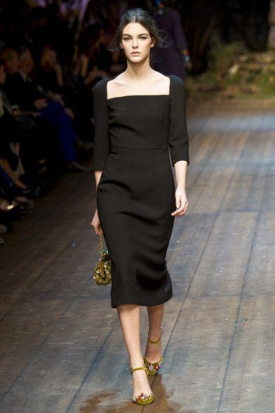 Sfilate Dolce   Gabbana - Collezioni Autunno Inverno 2014-15 - Collezione -  Vanity Fair 860801aef6e