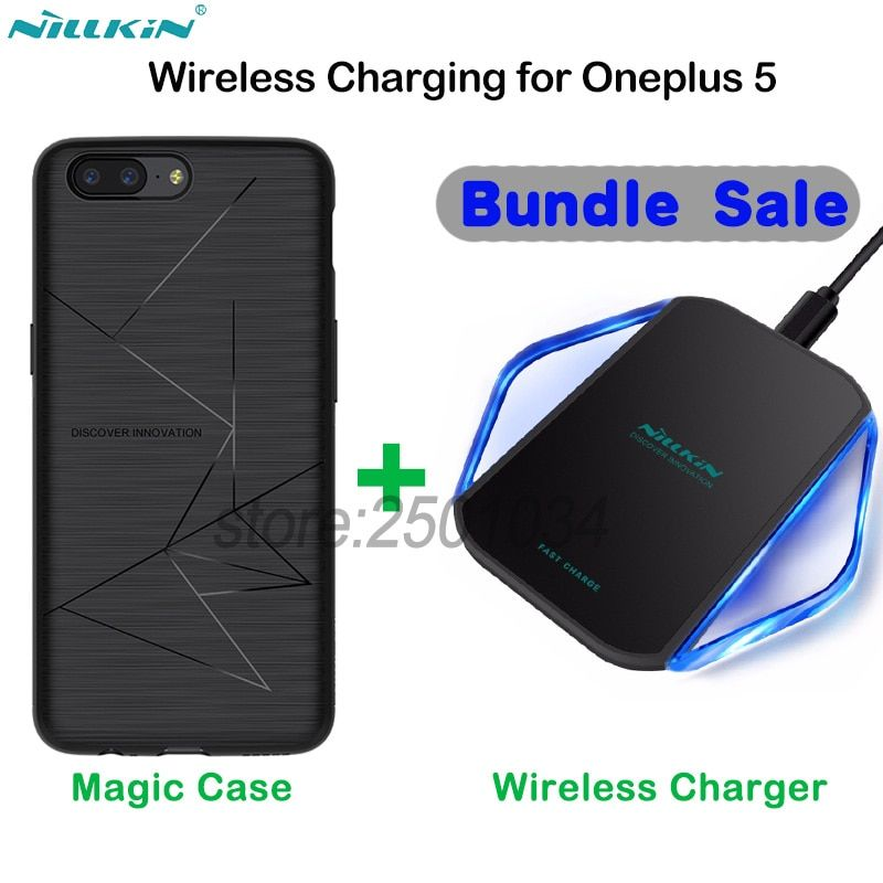 on sale 70b07 5a775 NILLKIN Wireless Charger Charging Pad Fast Edition Wireless Charging ...