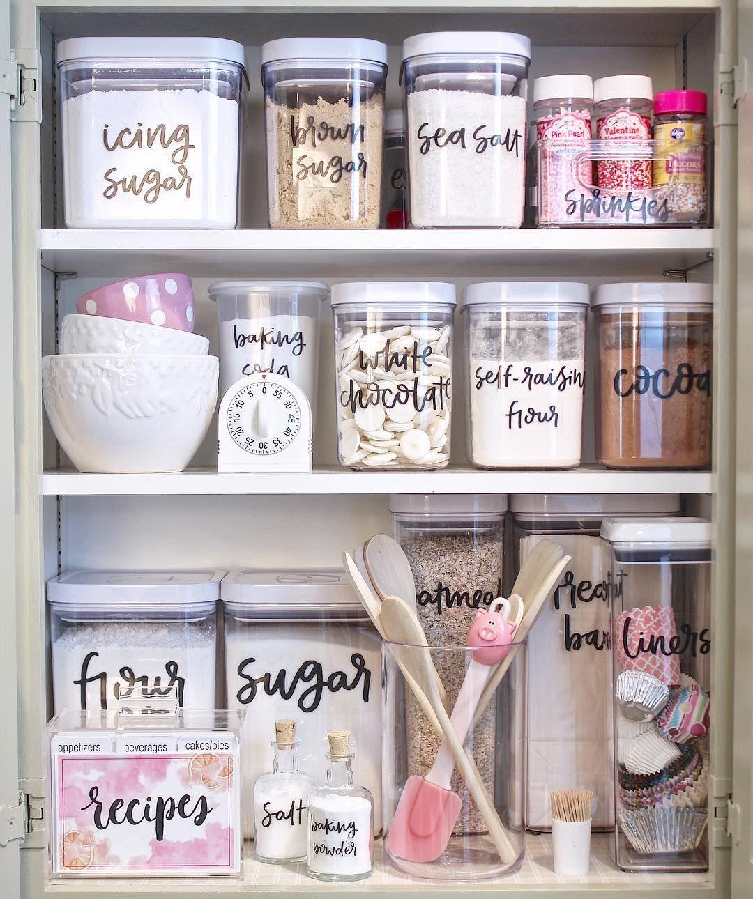 Free printable pantry labels. | The Creativity Exchange Blog ...