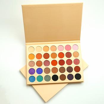 Wholesale 42 Colors Glitter Matte Longlasting Cosmetics