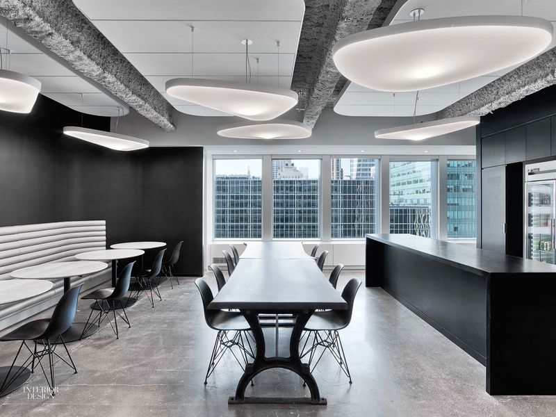 New Office Projects by Emerging Firms Interior design Interiors